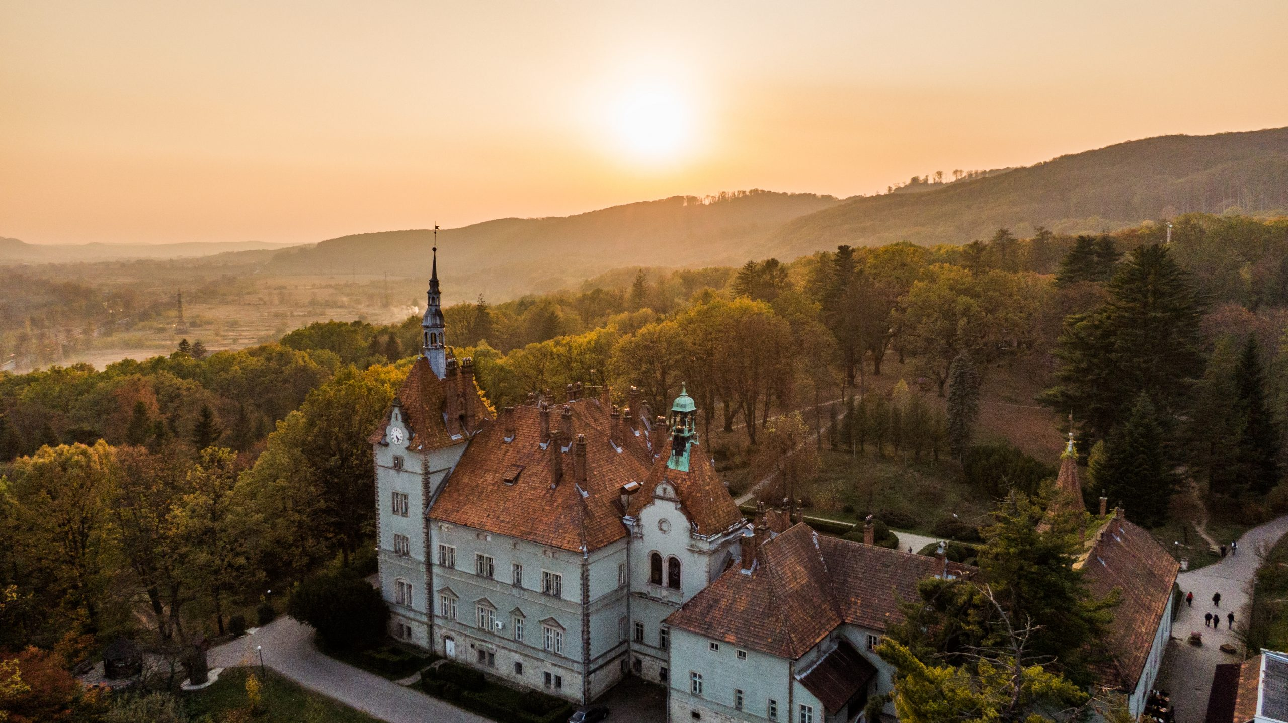 Шенборн замок