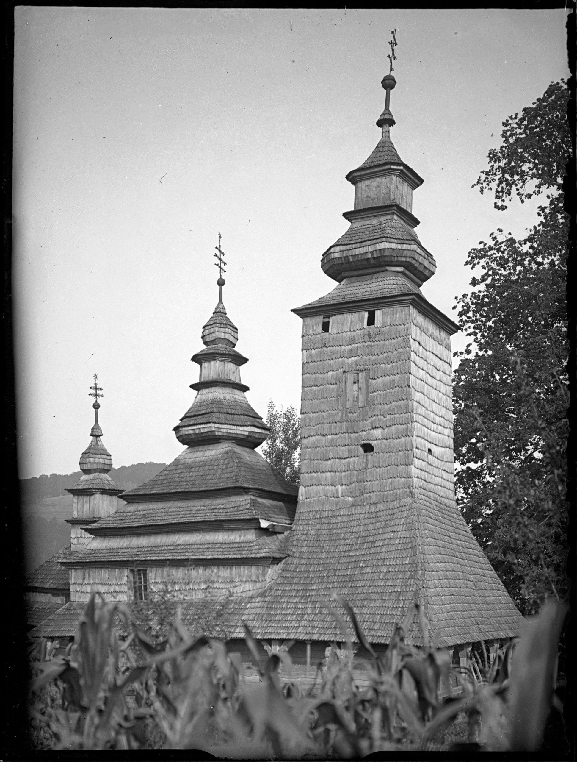 Церква село Плоске