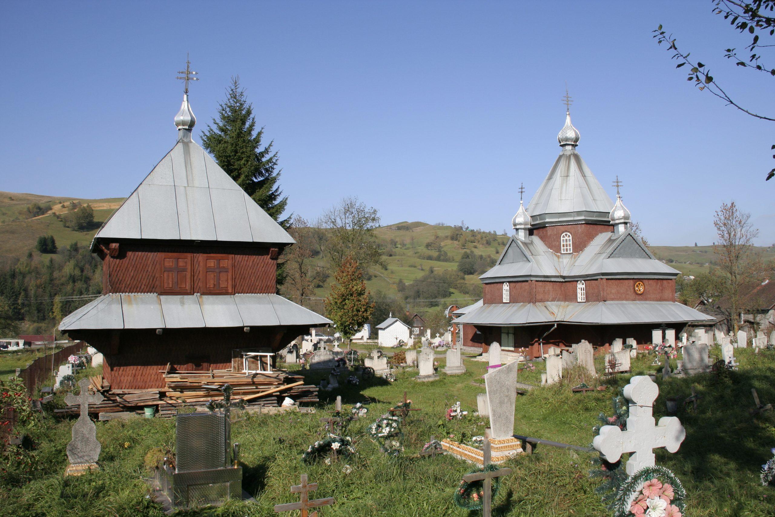 урочище Плитоватий Петропавлівська церква