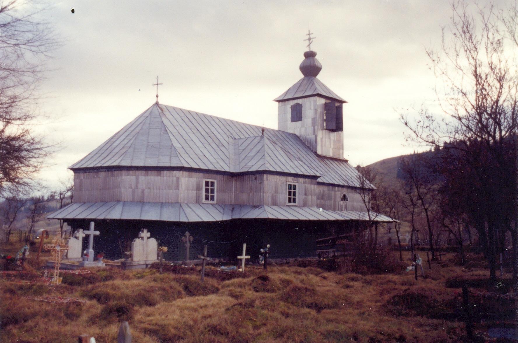 Церква Чорна Тиса