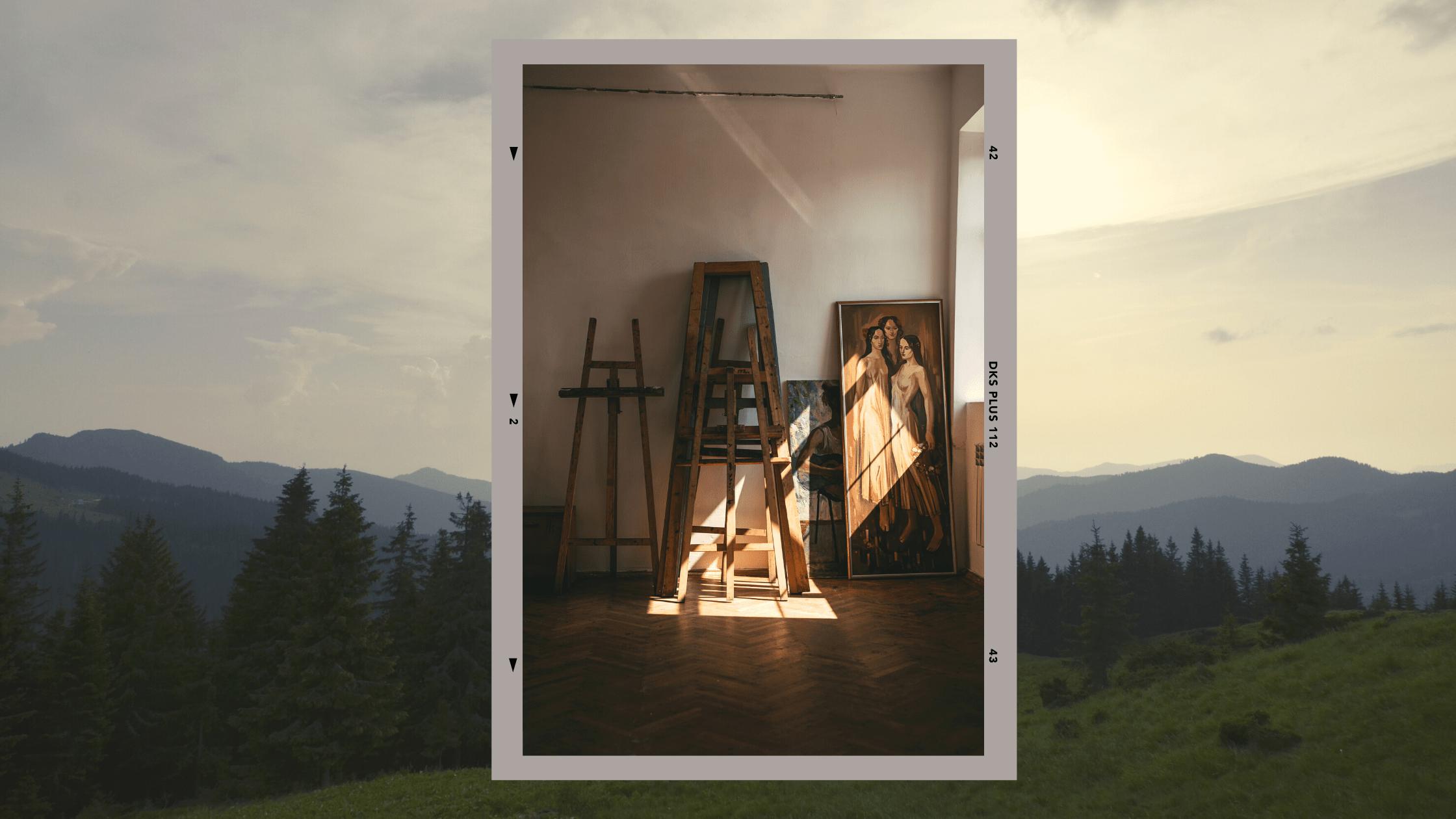 Шлях закарпатського живопису