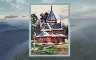 Втрачені дерев'яні церкви Карпат