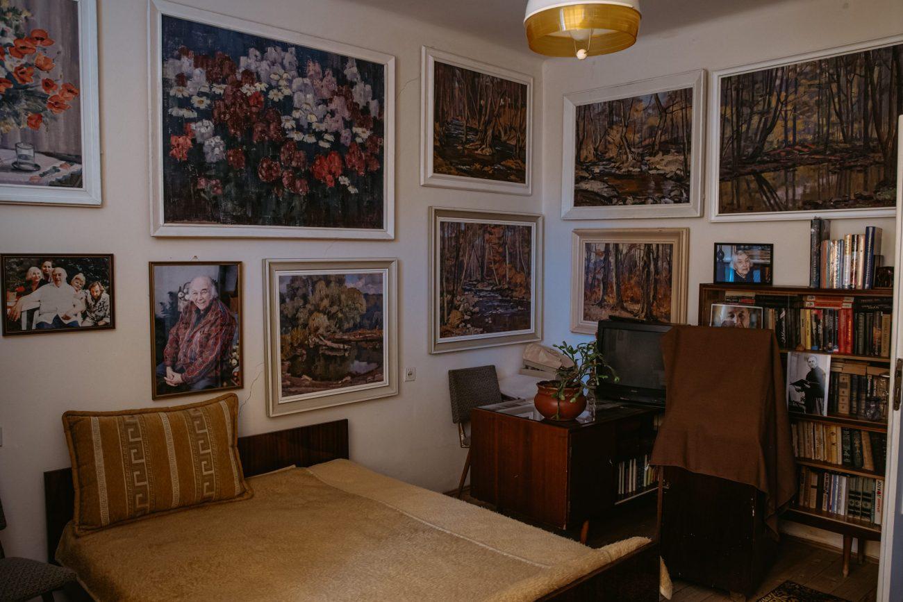 Кімната В.Габди