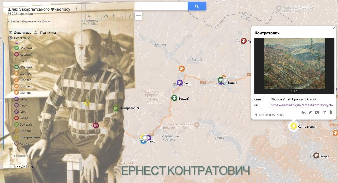 Контратович Орнамент